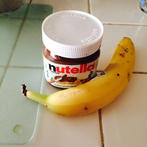 NutellaBanana