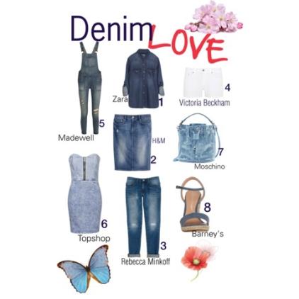 DenimLoveItems