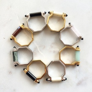 W. Britt - Bar Ring