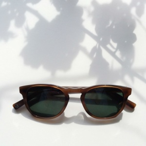Warby Parker - Topper in Stripped Beach