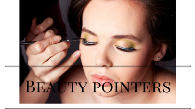 Beauty pointers