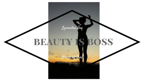 beauty is boss
