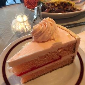 Cake from Cafe Intermezzo