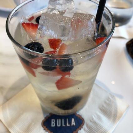 White Sangria at Bulla
